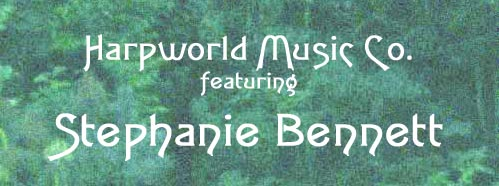 Harpworld Music Co. featuring Stephanie Bennett