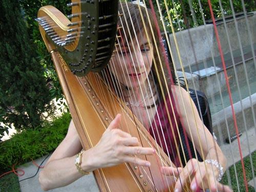 Stephanie Bennett Harpist Wedding Songlist