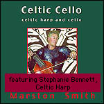 Celtic Cello CD cover