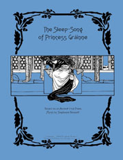 Sleep Song of Princess Grainne cover