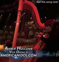 Stephanie on American Idol
